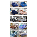 wholesale Bed sheets and blankets: Bedding Polar 160x200 3 Parts Mix Designs