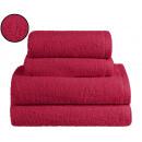 towel terry coton 50x100 Plum Amber