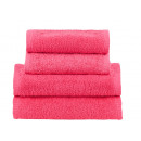 wholesale Licensed Products: towel Terry coton 50x100 Femme Pink
