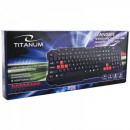 TITANUM WIRED KEYBOARD GAMING USB RANGER