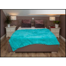 wholesale Shipping Material & Accessories: Bedspread Wloch 160x200 Microfiber Mix Colors