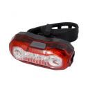 Großhandel Sport & Freizeit: ESPERANZA LED BIKE LICHT AN DER HINTEREN USB-POLAR