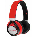 ESPERANZA AUDIO FREESTYLE HEADPHONES RED