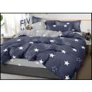 Bedding set coton 160x200 4 pieces C-4810