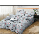 wholesale Licensed Products: Bedding set coton 140x200 2 Parts A-3584 -