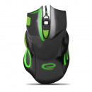 wholesale Computer & Telecommunications: WIRED MOUSE GAMING LED 7D OPT. USB HAWK BLACK-Z