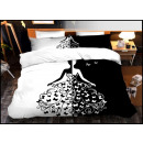 Bedding set coton 140x200 2 Parts A-2300 -
