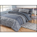 wholesale Home & Living: Bedding set 200x220 4 pieces T-5135 -