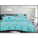 Bedding set coton 160x200 3 Parts A-2477 -