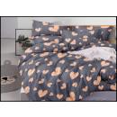 grossiste Maison et habitat: Parure de lit coton 160x200 4 pièces A-5855