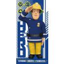 HandtuchBaumwolle 70x140 Fireman Sam
