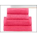 groothandel Licentie artikelen: handdoek Forum katoen 550g 70x140 Femme Roze