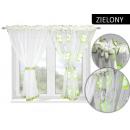 wholesale Curtains & Drapery: FIRANA 150x400 GREEN WOAL