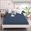 Bed sheet with an elastic band 180x200 coton Jeans