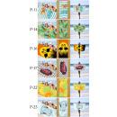 Ręcznik Plażowy 70x140 Mikrofibra Mix Wzorów