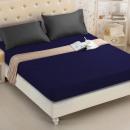 Sheet Jersey 200x200 Navy Blue