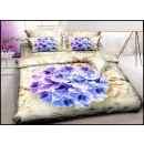 Bedding set coton 200x220 4 parts A-4796-