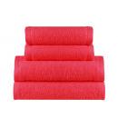 toalla terry algodón 400G de chile rojo