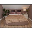 wholesale Cushions & Blankets: blancket Microfiber 160x200 Light Brown