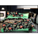 Set Bedding coton 140x200 2 Parts C-3185 -