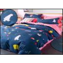 Bedding set coton 160x200 3 pieces C-2544