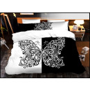 Bedding set coton 160x200 3 Parts A-1924 -