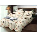 Bedding set coton 160x200 2 Parts A-3592 -