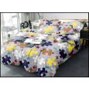 nagyker Ágyneműk és matracok: Ágynemű garnitúra pamut 160x200 3 rész A-5840