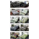 groothandel Licentie artikelen: Beddengoed set katoen 140x200 mixpatronen