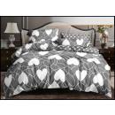 Bedding set coton 160x200 4 pieces C-4807