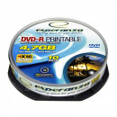wholesale DVD & TV & Accessories: DVD-R ESPERANZA 4.7GB X16 PRINTABLE - CAKE ...