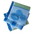 groothandel Reinigingsproducten: Set van 50x70 blauwe doekjes