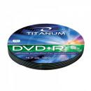 DVD + R TITANUM 4,7GB X8 - SOFT PACK 10 PCS.
