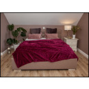 wholesale Cushions & Blankets: blancket 160x200 microfiber Mix Colors