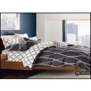 Set di biancheria da letto cotone 200x220 3 parti
