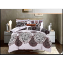 groothandel Home & Living: Set flanel beddengoed flanel 3 delen F-3409 -