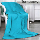 Fitness towels 50x90 and 70x140 Turquoise