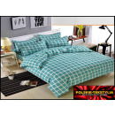 Bedding set flanella 160x200 3 Pieces F-2603 -