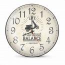 wholesale Clocks & Alarm Clocks: ESPERANZA SEATTLE WALL CLOCK