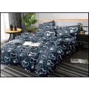 Bedding set coton 140x200 2 Parts A-3843 -