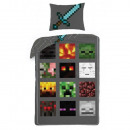 Zestaw pościeli Minecraft - Pixel