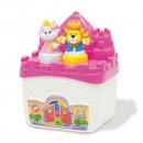 wholesale Blocks & Construction: Clemmy storage  Castle play set - Clementoni