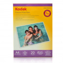 wholesale Gifts & Stationery: Kodak Photo Paper 200g High Glossy A4 20 sheets