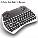 wholesale Batteries & Accumulators: Mini wireless keyboard witch touchpad, Rii i28C