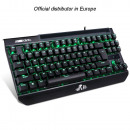 groothandel USB-accessoires: Mechanical Gaming  Keyboard verlicht USB, Rii