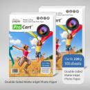 groothandel Printers & accessoires: Matte Photo Paper  13x18, dual-side, 220g, 100st