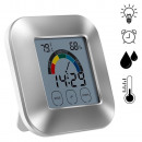 wholesale Heating & Sanitary: Illuminated Digital Watch Led with Hygrometer