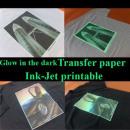 groothandel Meubels: Glow In The Dark  thermisch papier Transfer printba