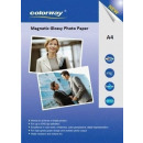 groothandel Printers & accessoires: Magnetische Glossy  640g A4 Photo Paper 5 stuks