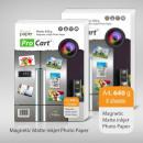 wholesale Computer & Telecommunications: Magnetic Matte 640g A4 Photo Paper 5 pcs